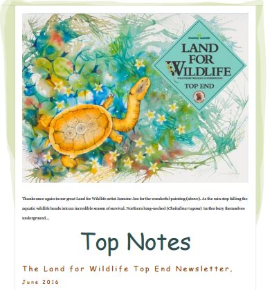 June2016 Newsletter cover