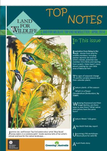 LFW April 2014 cover